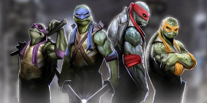 Tartarugas Ninjas chega aos cinemas