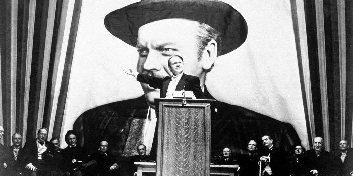 Cidadão Kane, de Orson Welles