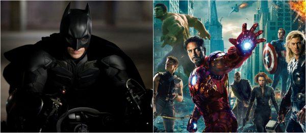 Batman X Os Vingadores – Qual foi melhor?