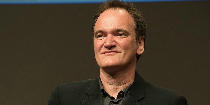 """""""Não sou inimigo de policiais"""", diz Tarantino após participar de protesto"""