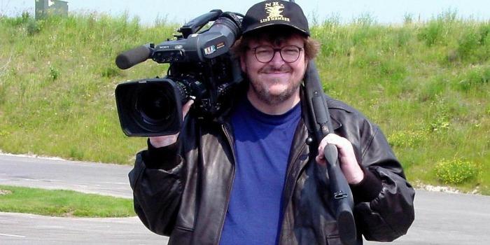 Tiros em Columbine, de Michael Moore