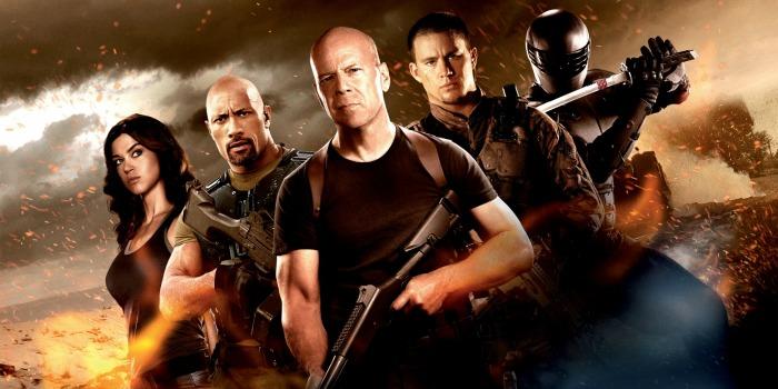 G.I. Joe – Retaliação, com Bruce Willis