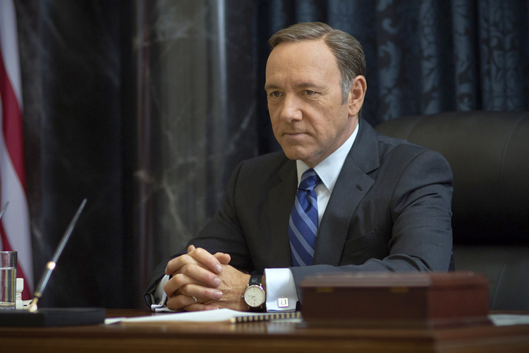 Netflix demite Kevin Spacey de 'House of Cards' e cancela novo filme do ator