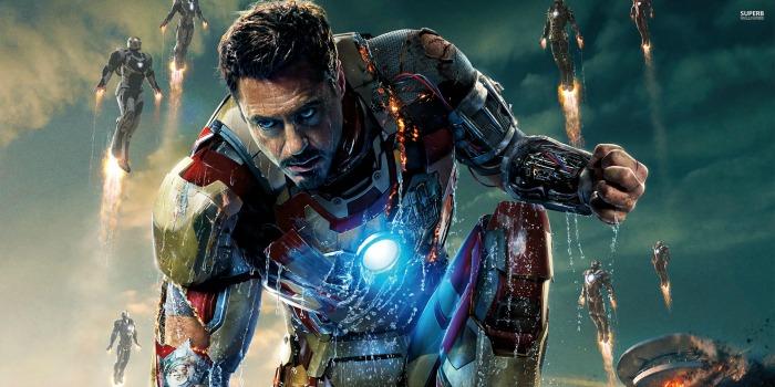 Homem de Ferro 3, com Robert Downey Jr.