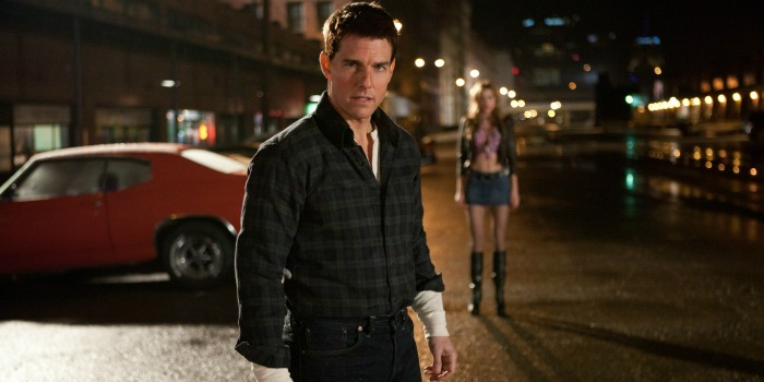 Crítica: Jack Reacher, com Tom Cruise