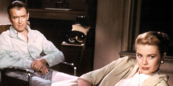 "60 anos de ""Janela Indiscreta"", de Alfred Hitchcock"