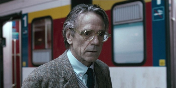 Jeremy Irons entra no elenco de suspense com Jennifer Lawrence