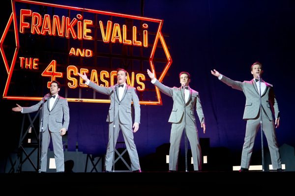 Jersey Boys, de Clint Eastwood