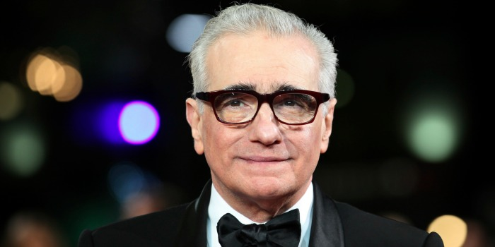 Martin Scorsese perto de fazer filme sobre primeiro presidente dos EUA