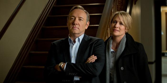 Netflix suspende gravações de 'House of Cards' após acusação contra Kevin Spacey