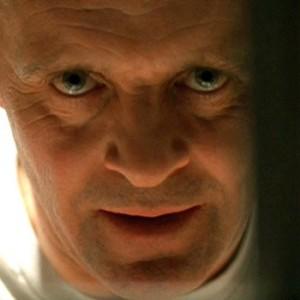 """Anthony Hopkins em cena de """"O Silêncio dos Inocentes"""", de Jonathan Demme"""