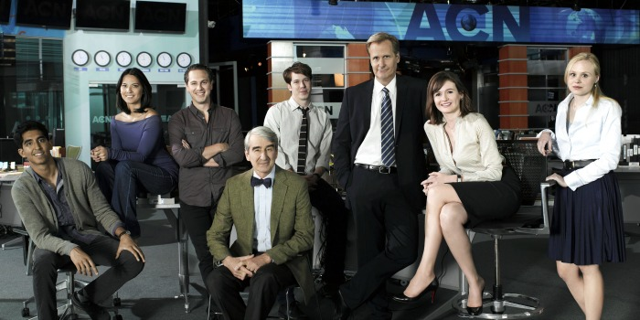 Séries de TV: The Newsroom – Primeira Temporada