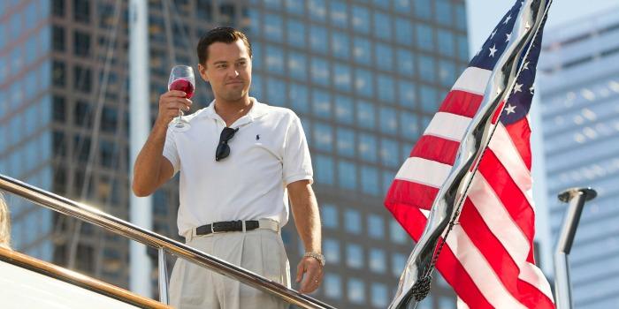 O Lobo de Wall Street e Frozen são os filmes mais pirateados de 2014