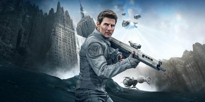 Nova ficção científica de Tom Cruise chega aos cinemas