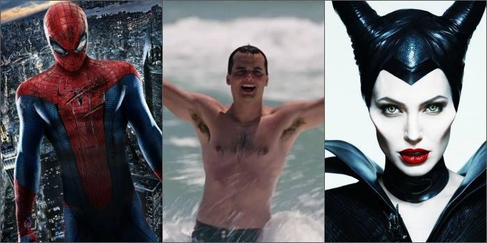 Homem-Aranha e Malévola são destaques em home-vídeo no mês de setembro
