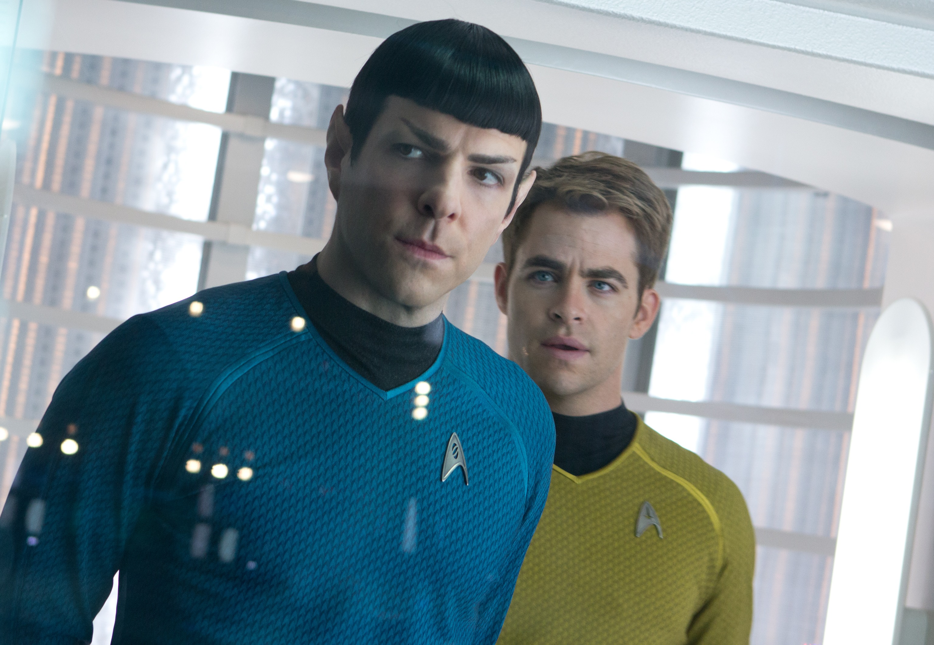 Zachary Quinto confirma filmagem do novo Star Trek para breve