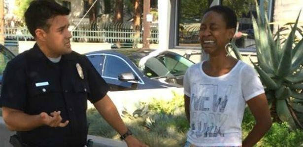 Atriz de Django Livre é detida ao ser confundida com uma prostituta