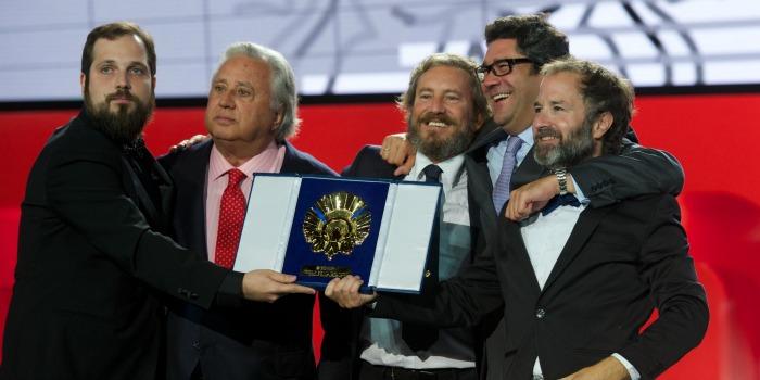 Filme espanhol vence o Festival de San Sebastian 2014