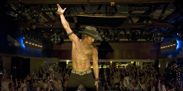 Matthew McConaughey está fora de Magic Mike 2
