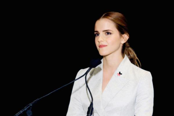 Emma Watson faz discurso emocionante na ONU