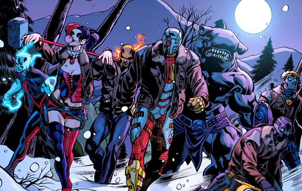 DC quer filme do Esquadrão Suicida