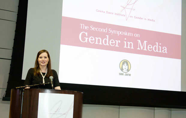 Instituto da atriz Geena Davis divulga pesquisa sobre mulheres no cinema