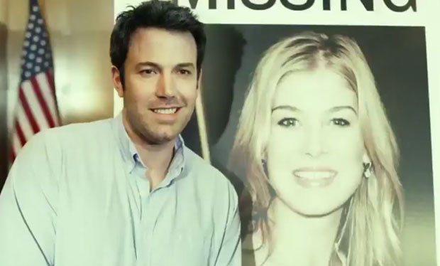 """Sorriso """"estranho"""" de Ben Affleck lhe garantiu o papel em """"Garota exemplar"""", afirma David Fincher"""