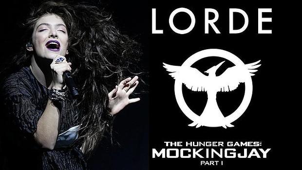 """Lorde libera música da trilha de """"Jogos Vorazes: A Esperança – Parte 1"""""""