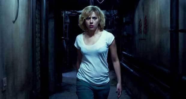 Lucy vence Os Mercenários 3 nas bilheterias do Brasil