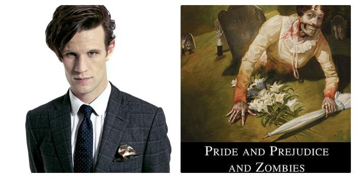 Ex-Doctor Who integra o elenco de 'Orgulho e Preconceito e Zumbis'