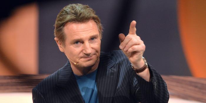 Liam Neeson será protagonista de filme sobre Watergate