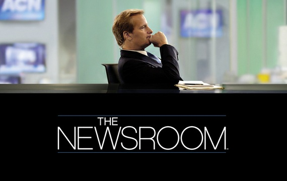 HBO libera novo teaser da temporada final de 'The Newsroom'