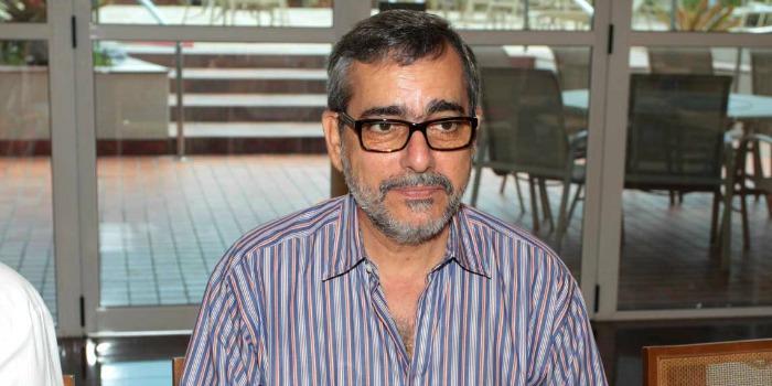 Robério Braga, secretário de cultura do Amazonas