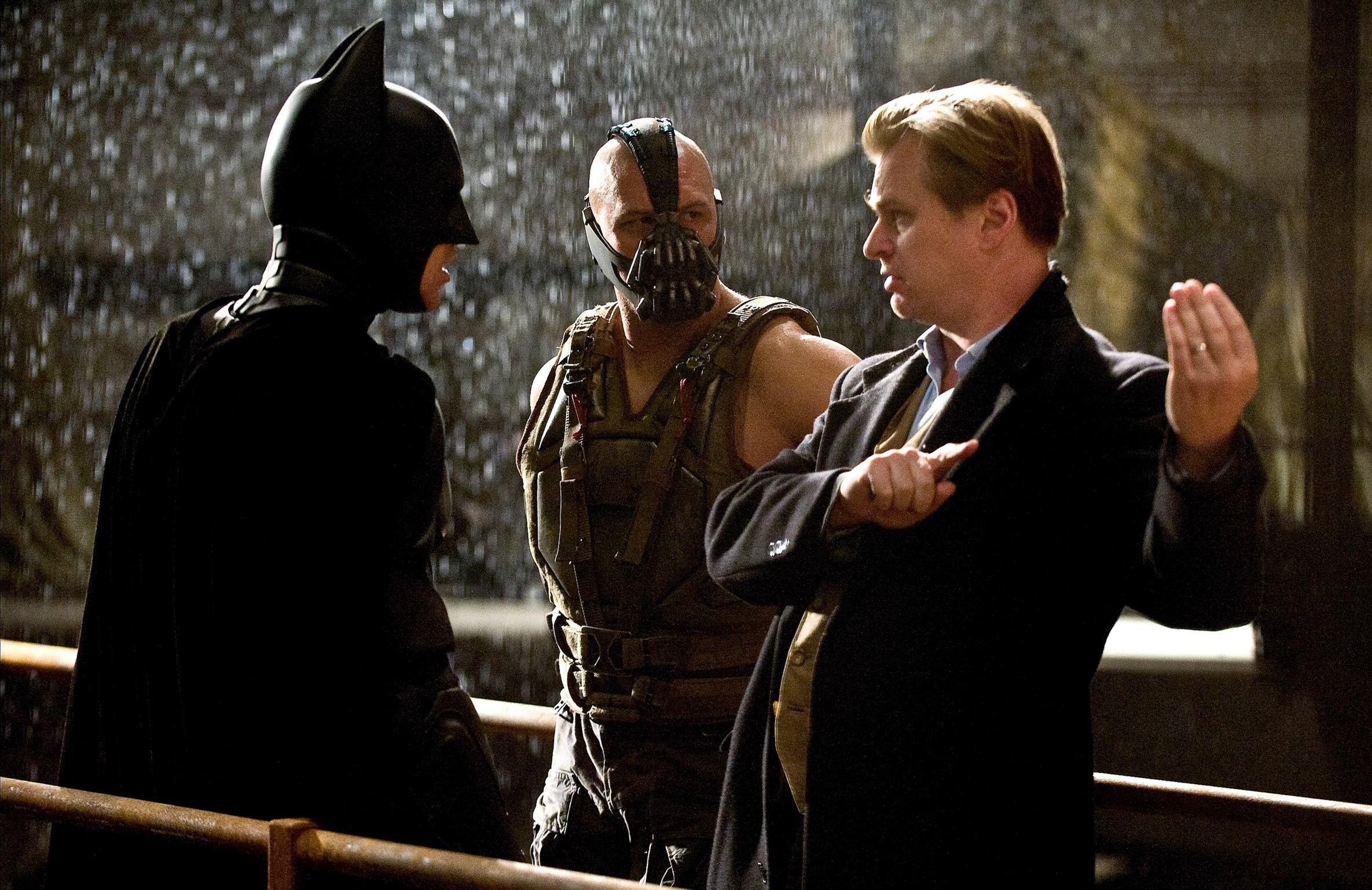 Christopher Nolan não está envolvido com novos filmes dos heróis DC