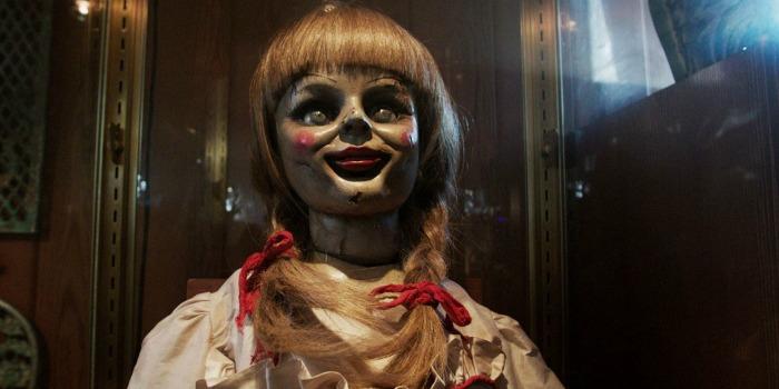Estúdio prepara terceiro filme da série de terror 'Annabelle'