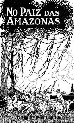 no paiz das amazonas silvino santos