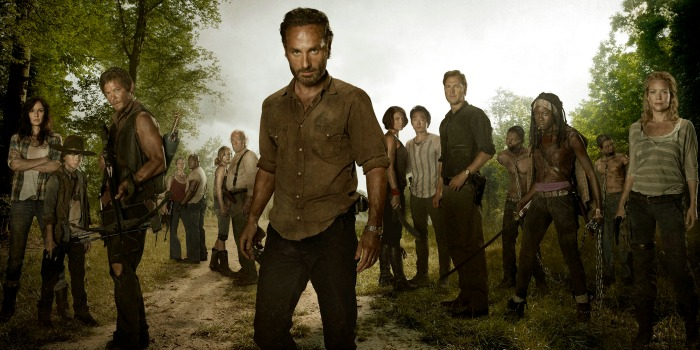 AMC confirma renovação de 'The Walking Dead' para oitava temporada