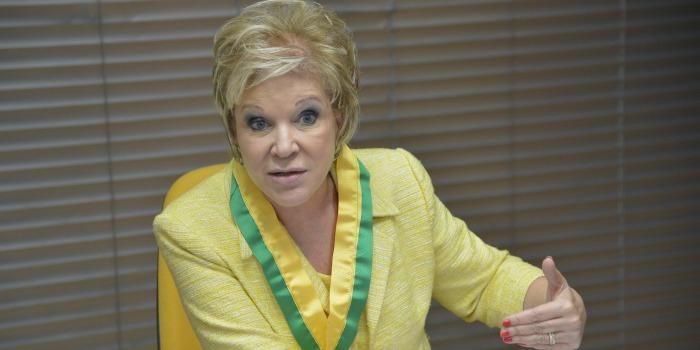 Marta Suplicy pede demissão do Ministério da Cultura