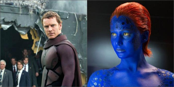 Romance entre Magneto e Mística será o foco de X-Men: Apocalipse