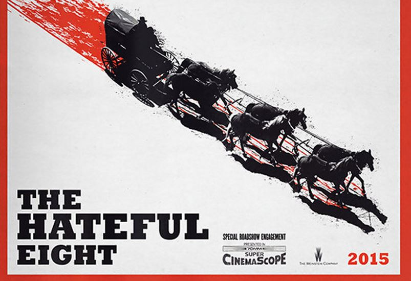 Definido o elenco de The Hateful Eight, novo filme de Quentin Tarantino