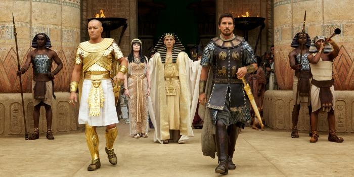 """Trailer de """"Êxodo: Deuses e Reis"""", novo filme de Ridley Scott"""