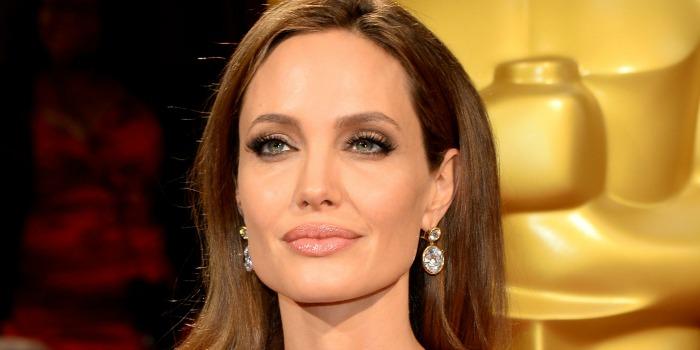 Angelina Jolie fica furiosa com ausência de Invencível do Oscar 2015