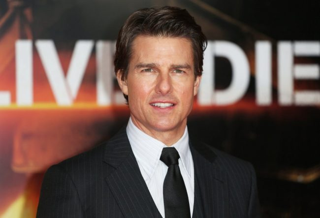 Tom Cruise filma 'Missão Impossível' em Abu Dhabi