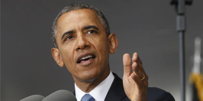 Obama será o primeiro convidado do programa de David Letterman na Netflix
