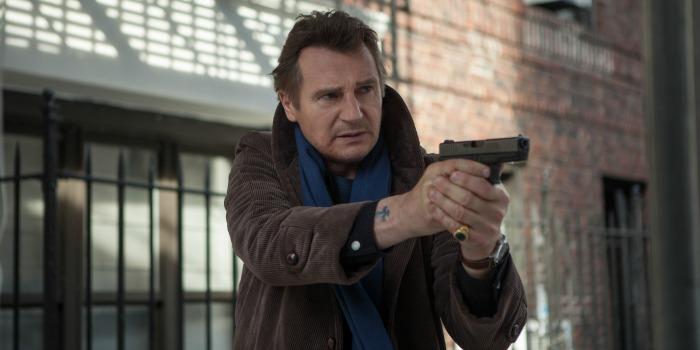 Caçada Mortal, com Liam Neeson