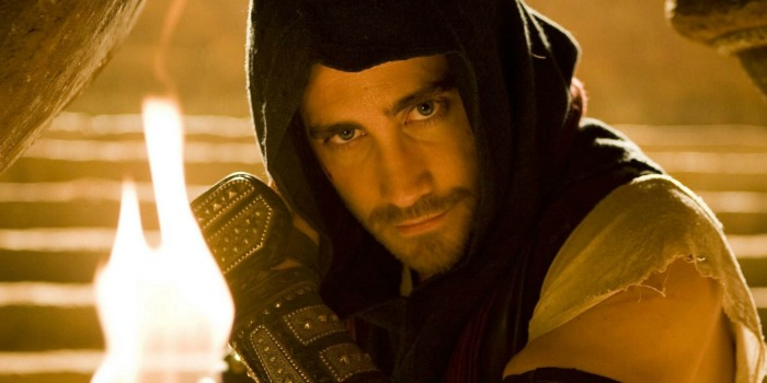 Jake Gyllenhaal O Príncipe da Pérsia
