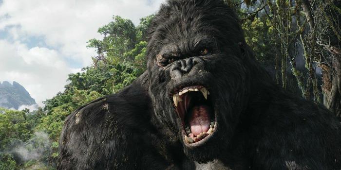 Universal adia novo King Kong para 2017