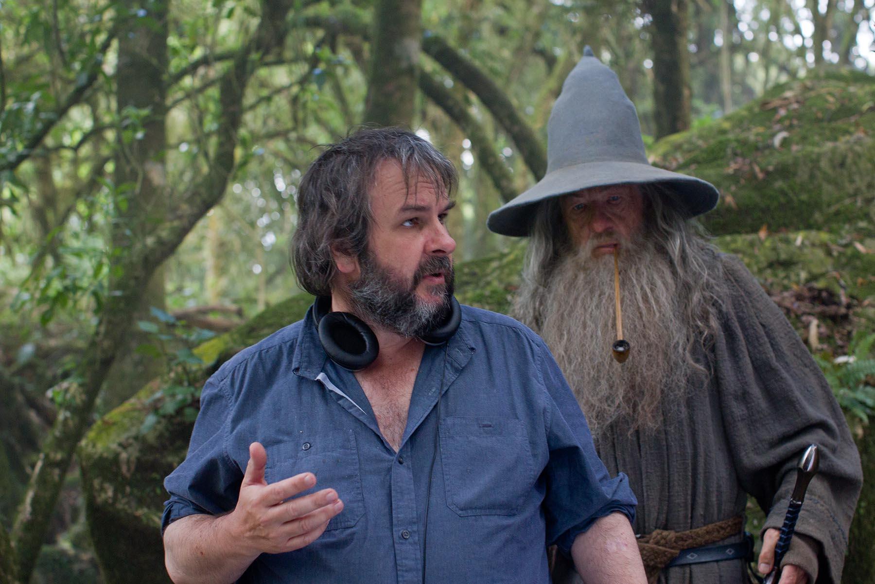 """Peter Jackson afirma que terceiro """"Hobbit"""" será seu último filme no universo de J. R. R. Tolkien"""