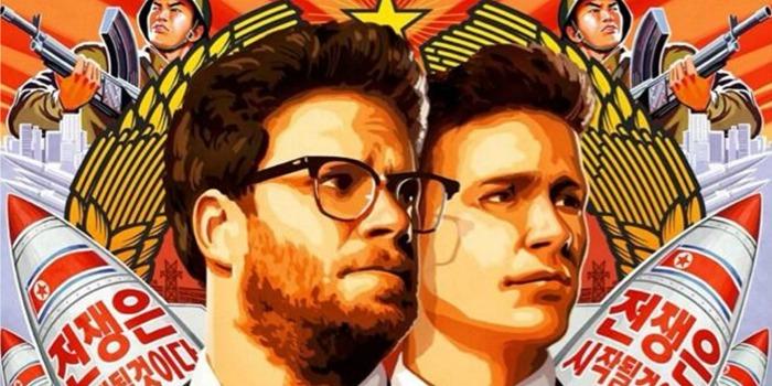 A Entrevista, com James Franco e Seth Rogen