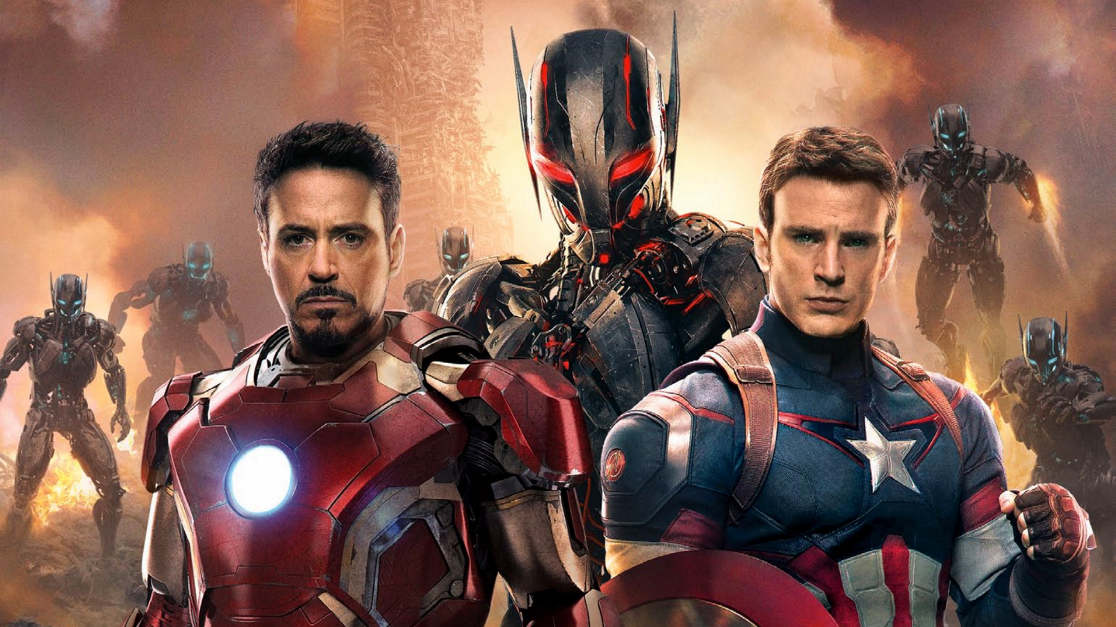 """Cenas adicionais para """"Os Vingadores: A Era de Ultron"""" serão rodadas em janeiro"""